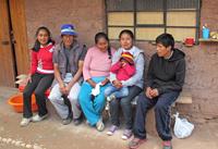 Att skapa en bättre framtid för många fattiga människor i Peru.