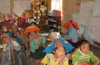 Insamlingsstiftelsen Perus vänner är ett privat stödprojekt