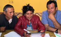 Stiftelsens mål är att bedriva hjälpverksamhet i Inkas heliga dal i Peru med orten Calca som utgångspunkt