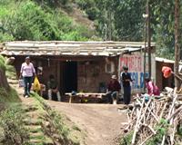 Peru är ett av de fattigaste länderna i Sydamerika